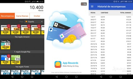 Reward Android Apps