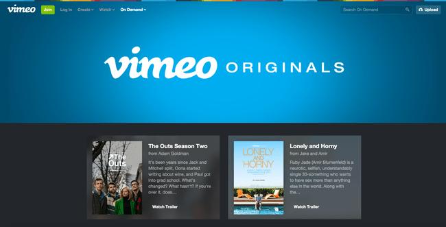 Vimeo Originals