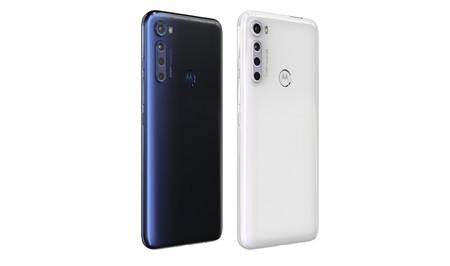 Versionen de Motorola One Fusionc