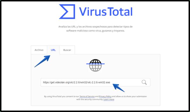 Virustotal Google Chrome 2017 09 19 16 16 10