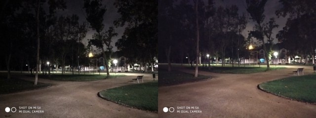 Foto Nocturna Mi 5x