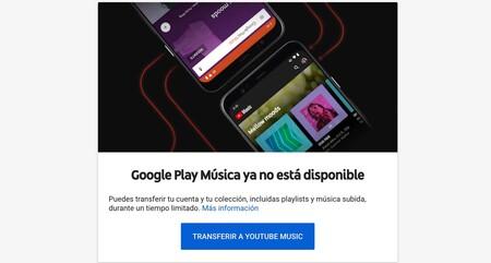 Google Play Music nicht verfügbar