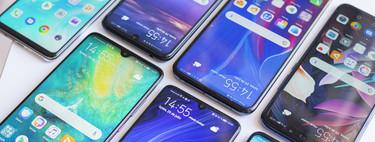 El mejor móvil Huawei en calidad precio: guía de compra y comparativa