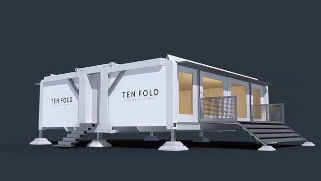 Ten Fold Engineering Building 889x500