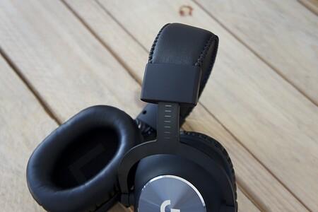 Logitech X Pro Wireless Review Espanol Xataka Acabado Auriculares