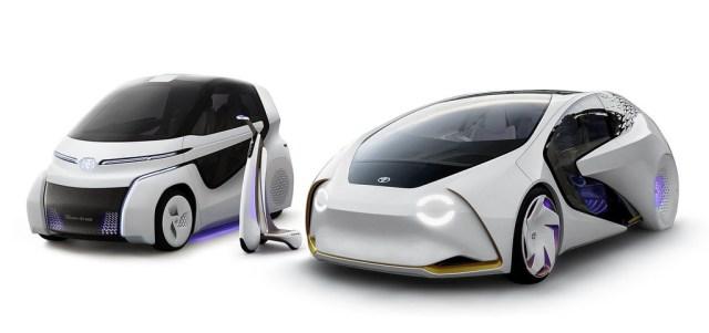 Toyota prevé el fin del motor de combustión interna para 2050