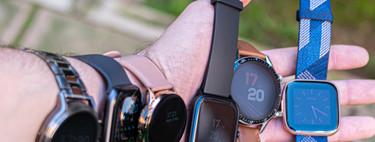 El mejor smartwatch (2020): guía de compra y comparativa