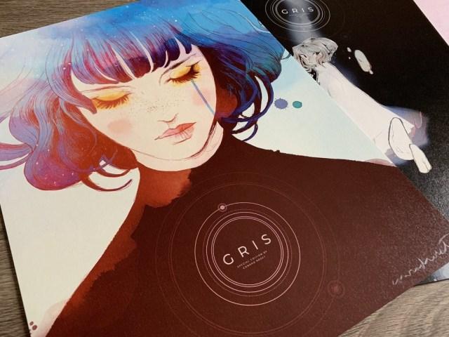 El aclamado videojuego GRIS ya se encuentra libre en ©Steam para Mac