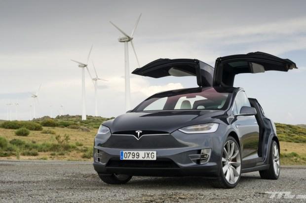 Tesla Model X Motorpasion Prueba 1