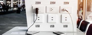 Juice jacking: por qué debes tener mucho cuidado al recargar tu móvil en puertos USB públicos y cómo evitar problemas