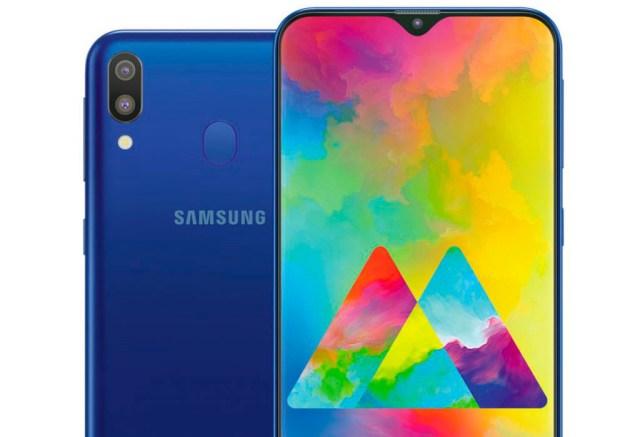 Samsung Galaxy℗ M10 y Galaxy℗ M20, la nueva familia de Samsung℗ llega con pantallas LCD con notch y cámaras súper gran angulares