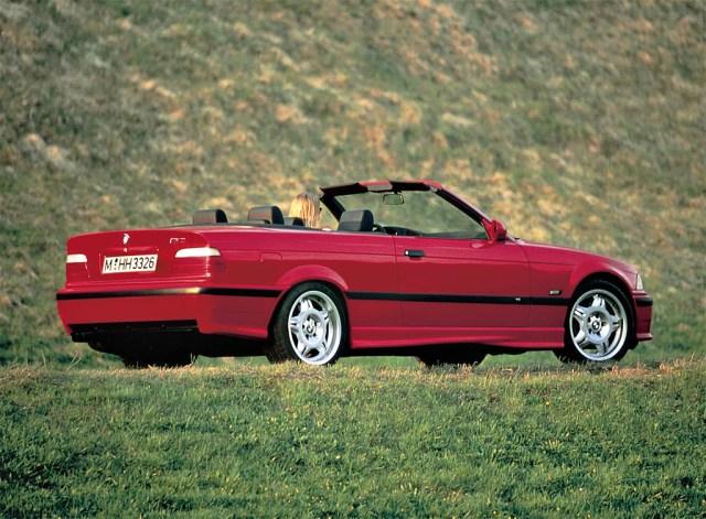 Bmw M3 Cabrio futuros clásicos