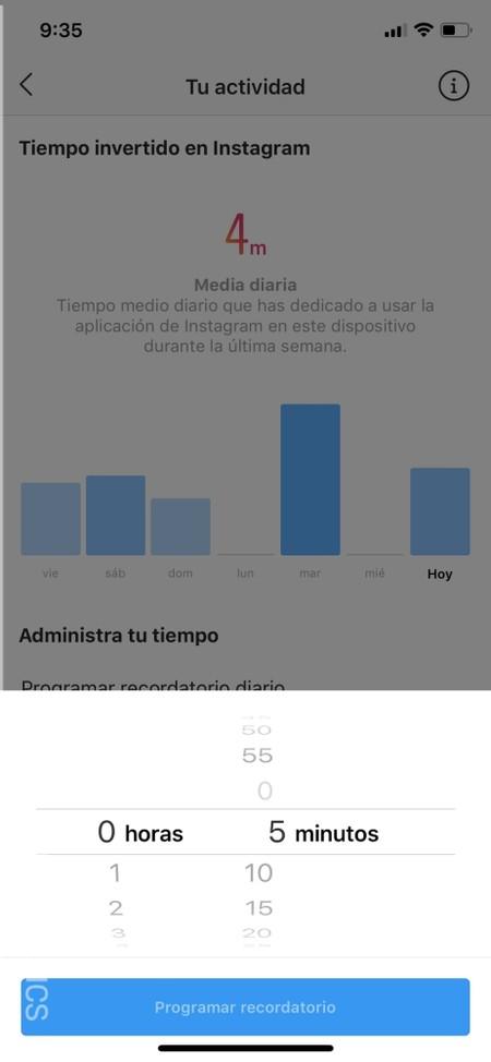 So sehen Sie Ihre Aktivitäten auf Instagram, um zu erfahren, wie viel Zeit Sie in der Anwendung verbringen