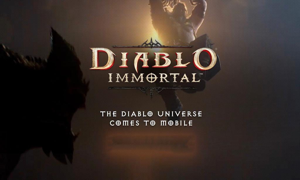 'Diablo Immortal', la mítica saga de Blizzard esta serie para crear su debut en Android, iPhone® y iPad