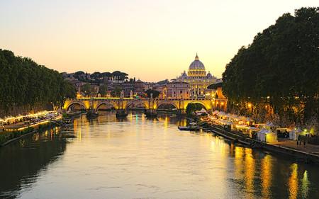 Crucero Tiber Roma