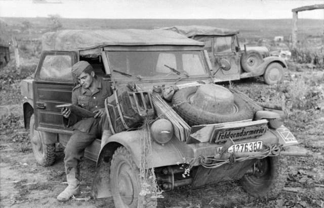Bundesarchiv Bild 101i veintidos 2926 siete Russland Unternehmen Zitadelle Vw Kubelwagen