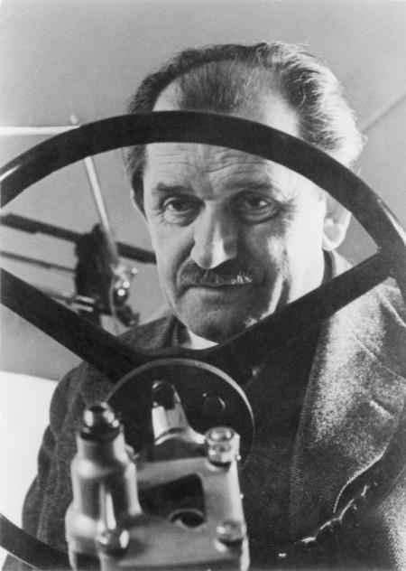 Retrato de Porsche Ferdinand
