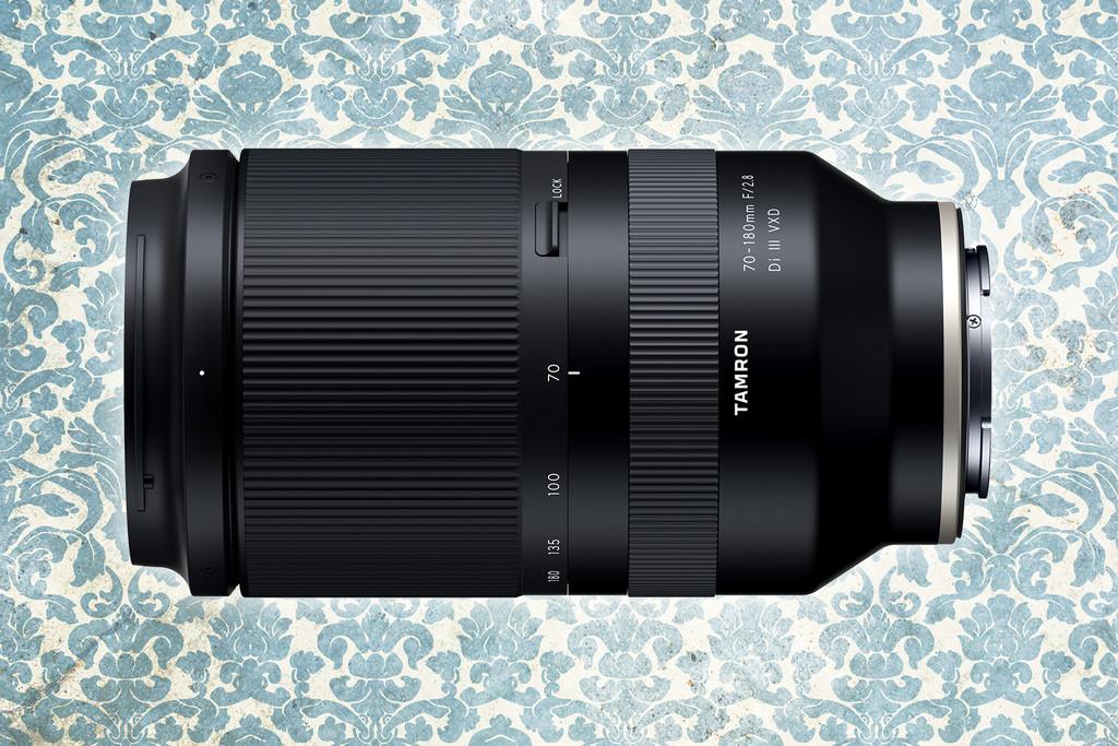 Tamron 70-280 mm F2.8 Di III VXD, nuevo teleobjetivo compacto y luminoso para cámaras full frame con montura Sony E
