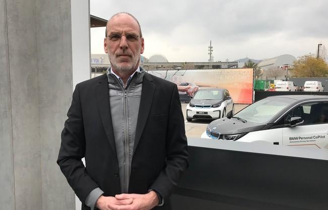 """Permalink to """"Esperamos tener un coche autónomo de nivel 3 a partir de 2021"""": hablamos con Dirk Wisselmann, experto de BMW en conducción autónoma"""