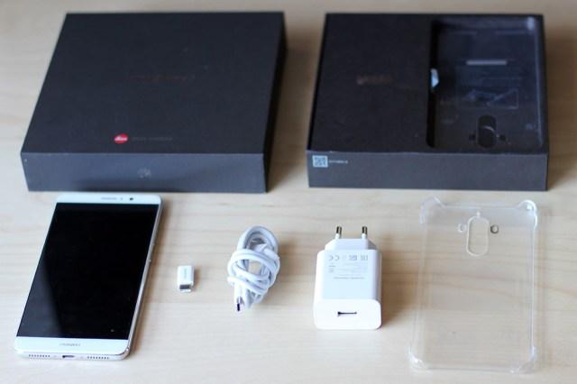 Huawei Mate nueve 22