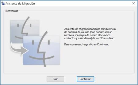 Asistente Migracion