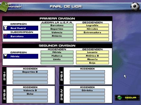 PC Fútbol 5.0