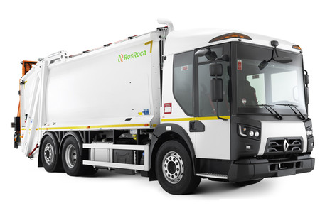 Renault Trucks 3d 3
