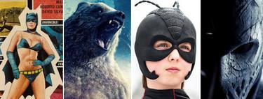 Los superhéroes más locos de la historia: del hombre-oso soviético a la Batwoman de la lucha libre mexicana