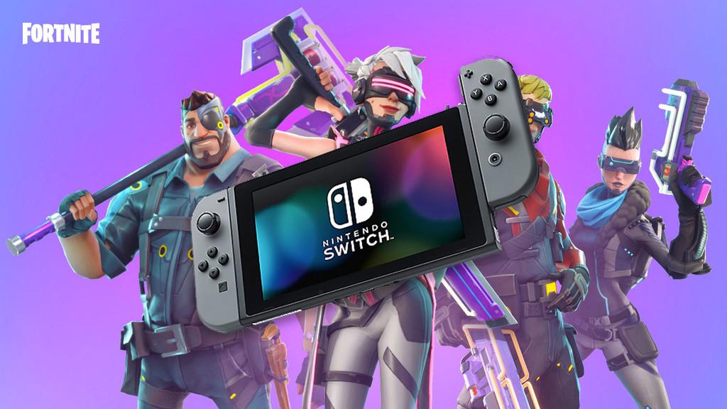 Permalink to Es oficial: Fortnite llega a Nintendo Switch, gratis y disponible desde hoy [E3 2018]