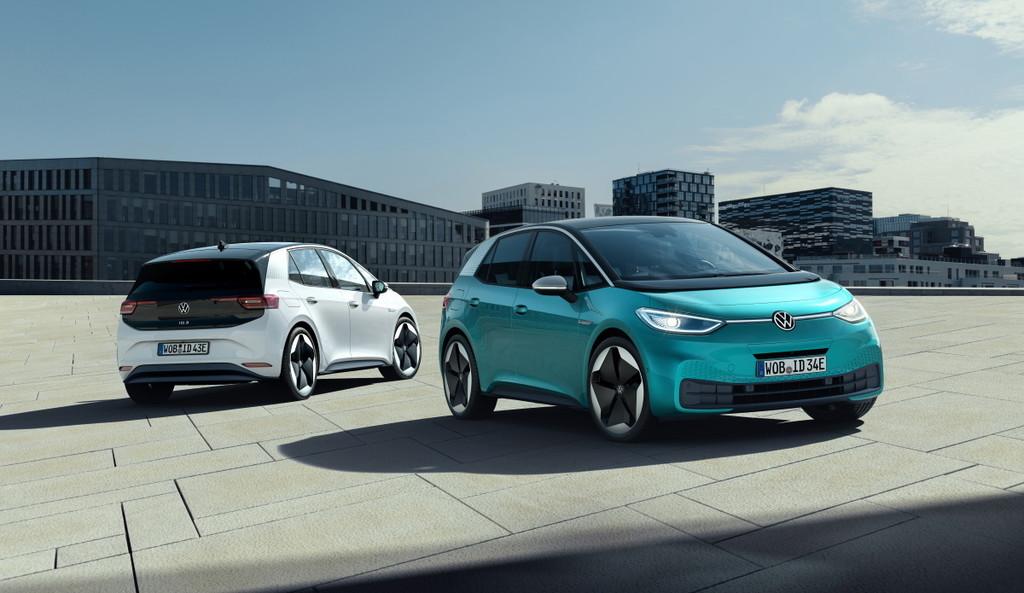 El primer coche 100% eléctrico de Volkswagen, el ID.3, saldrá al mercado en tres versiones y contará con hasta 550 km de autonomía