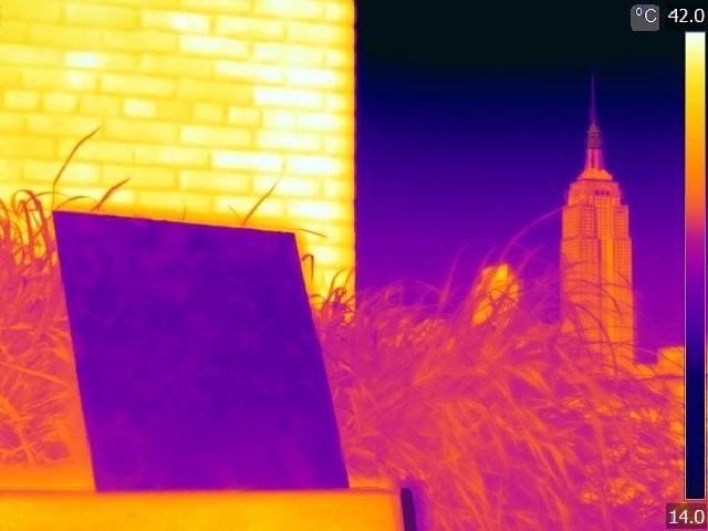 El aire acondicionado del futuro es una pintura blanca apto de enfriar edificios (y cualquier cosa que se pueda pintar)