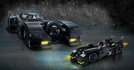 Lego 1989 Batmobile 1