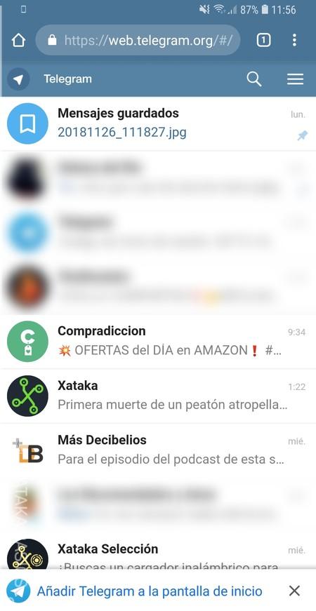 Webapp Telegram