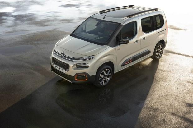Citroën Berlingo 2018