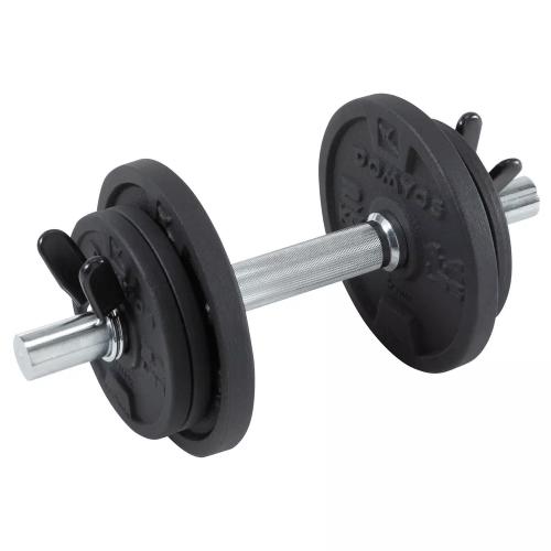 Bodybuilding dumbbell kit 10 kg kit