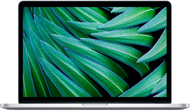 MacBook Pro Retina de 15
