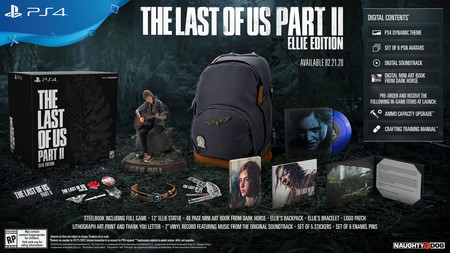 The Last Of Us Part Ii Ediciones Especiales 5