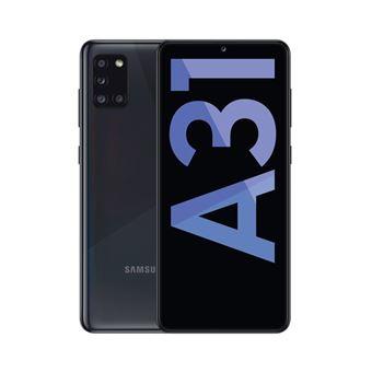 "Samsung Galaxy A31 6,4"" - 64 GB - Negro"