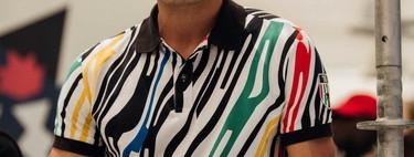 17 camisetas polo para sumar color a tu look casual para la oficina