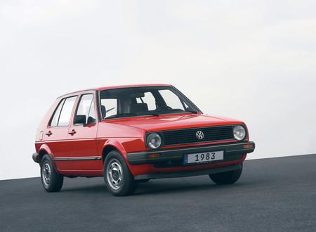 Volkswagen Golf Ii 1983 1600 01