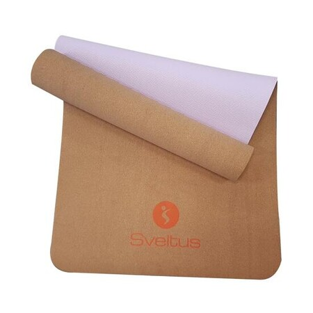 Sveltus Cork Yoga Mat 0302860 00 4 3299746680