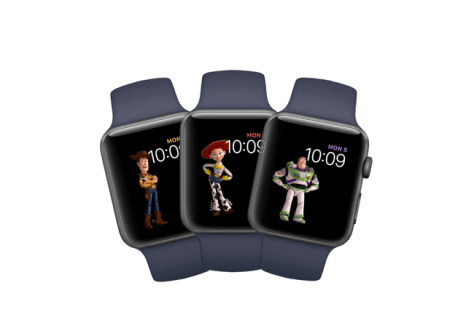 Apple Watch Os 4 Toy Story 700x494