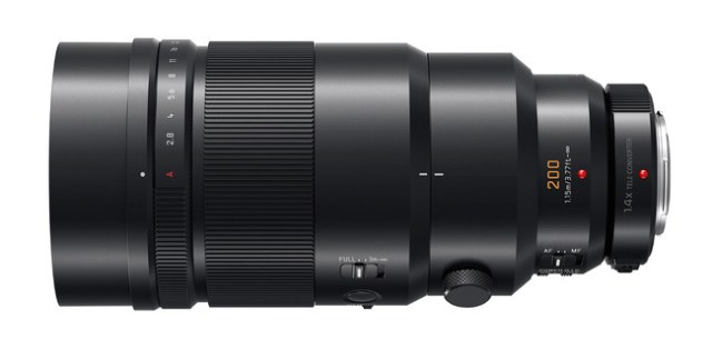 Leica Dg Elmarit 200mm F28 Power Ois 01