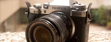 Fujifilm X-T4, toda la información y toma de contacto con la nueva mirrorless que ahora incluye estabilizador y más autonomía