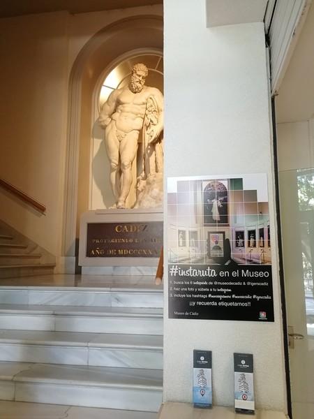 InstaRuta Museo de Cádiz