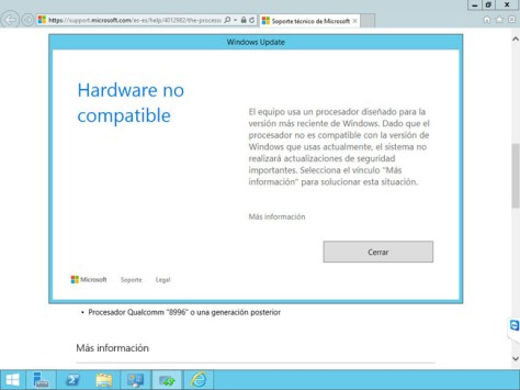 Hardware Windows Server