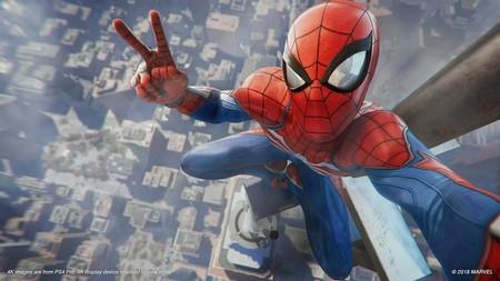 Marvel Spider Man Ps4 318443