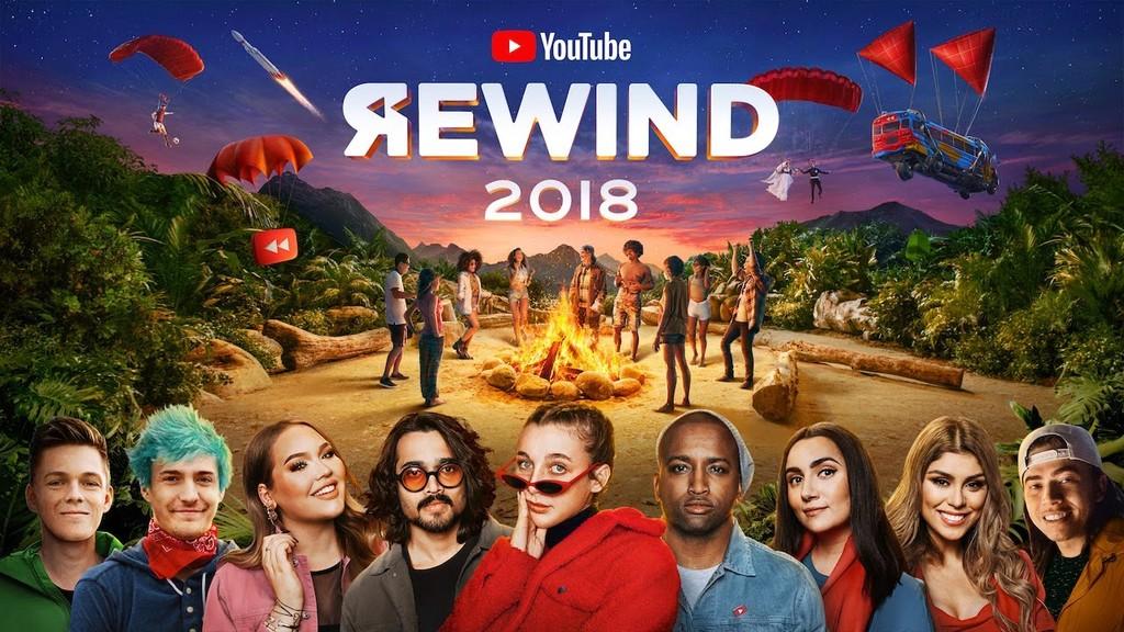 YouTube Rewind 2018 ya es el vídeo con más 'dislikes' del año y está a punto de batir el récord de Justin Bieber