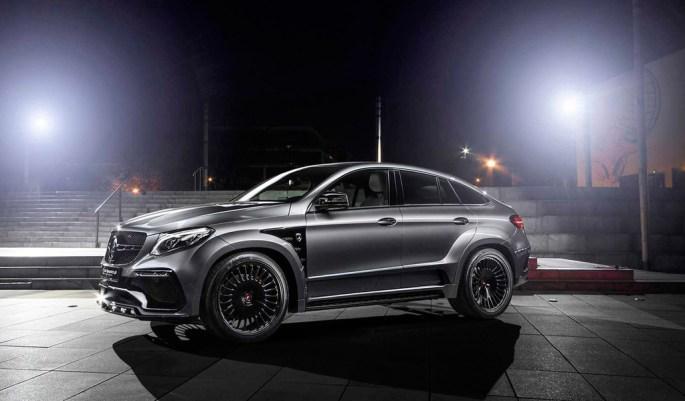 Este Mercedes-AMG GLE 63 S Coupe es el Project Inferno: un SUV de 817 CV y 1.181 Nm de par