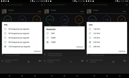 Optimizacion Juegos Razer Phone 2